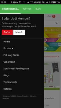 Green Angelica Indonesia apk screenshot