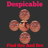 Despicable Find Gru And Dru icon
