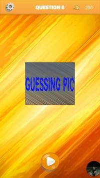 Guessing Pic poster