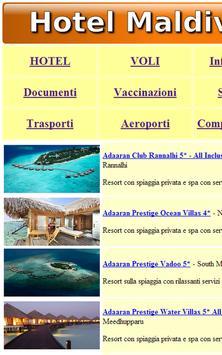 Guida Maldive apk screenshot