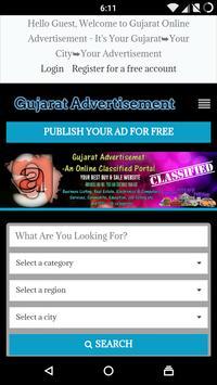 Gujarat Classifieds screenshot 16