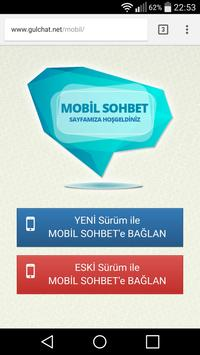 GuLChat Mobil screenshot 1
