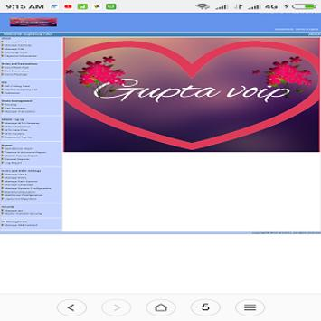 GuptaVoip:Reseler screenshot 5