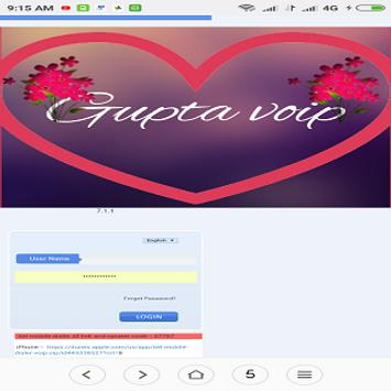GuptaVoip:Reseler poster