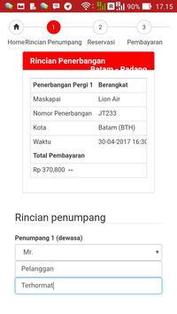 Gurindam Tiket apk screenshot