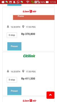 TIKET JALAN apk screenshot