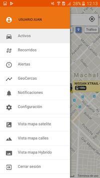 H2OLIVER Monitoreo GPS screenshot 1