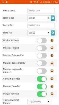 H2OLIVER Monitoreo GPS screenshot 2