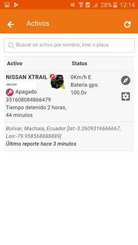 H2OLIVER Monitoreo GPS screenshot 3