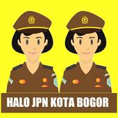 HALO JPN KEJARI KOTA BOGOR icon