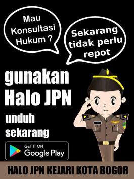 HALO JPN KEJARI KOTA BOGOR screenshot 3