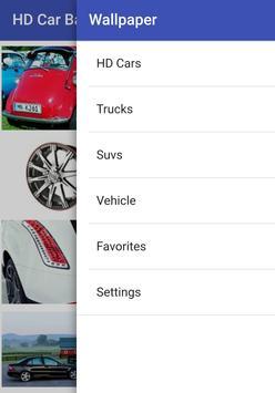 Free Car Backgrounds LX apk screenshot