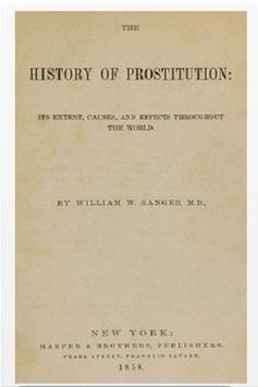 HISTORY OF PROSTITUTION poster