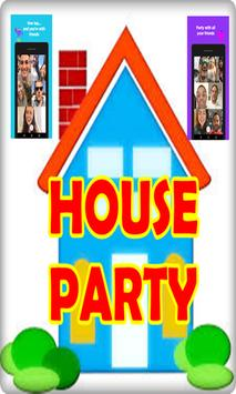 New Houseparty Apps Reviews poster