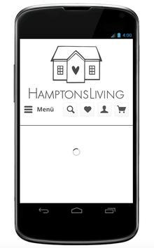 HamptonsLiving poster