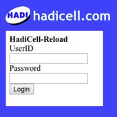 Hadi Cell icon