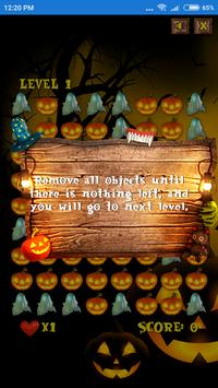 Halloween Matching Puzzle screenshot 1