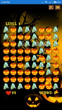 Halloween Matching Puzzle screenshot 2