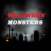 Halloween Monsters Game-Pumpkin Bubble Burst 2018 icon