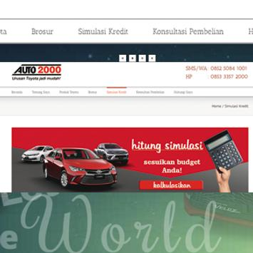 Toyota Samarinda screenshot 1