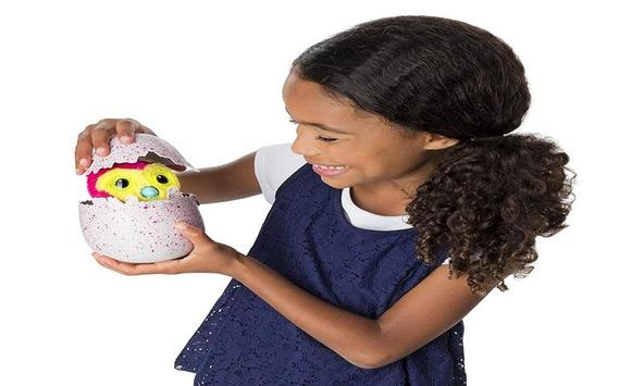 Magical  Hatchimals Egg Review poster