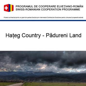 Hateg Country - Padureni Land-poster