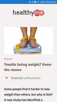 Healthyme India screenshot 2
