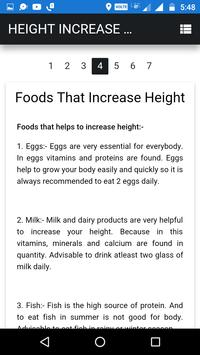 Height Increase Tips screenshot 4