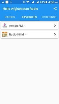Hello Afghanistan Radio screenshot 3