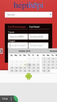 Tiket Pesawat & Hotel screenshot 1