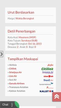 Tiket Pesawat & Hotel screenshot 2