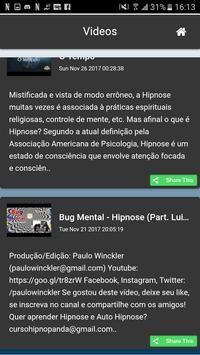 Hipnopanda Hipnose e Psicologia screenshot 2