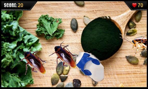 Fight cockroaches screenshot 2