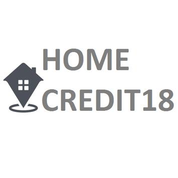 Home Credit 18 for all loans poster