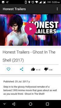 Honest Trailers for Android - APK Download