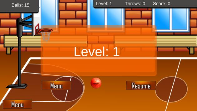 Hoops In Shoots apk screenshot