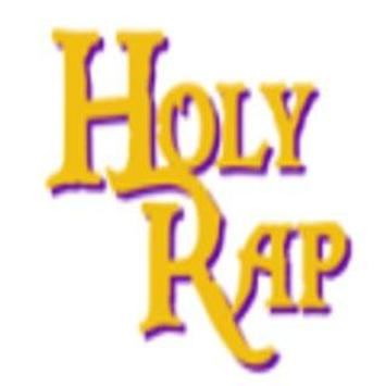 Holy Rap poster