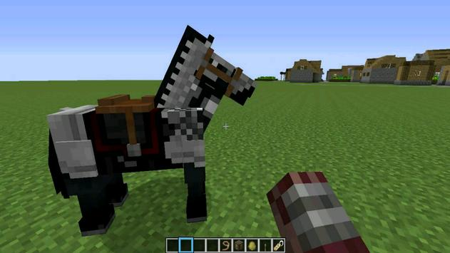 Horse Mod Minecraft for Android - APK Download