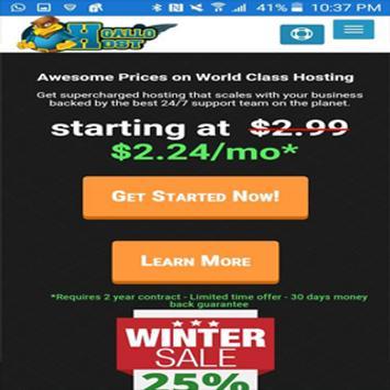 HostGallo.com poster