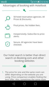hotelbooking apk screenshot