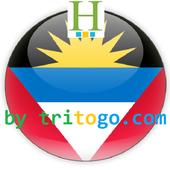Hotels Antigua Barbuda tritogo icon