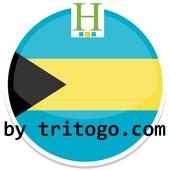 Hotels Bahamas by tritogo icon