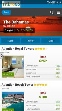 Hotels Bahamas by tritogo poster