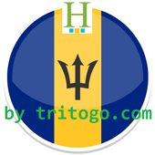 Hotels Barbados by tritogo icon