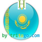 Hotels Kazakhstan by tritogo icon