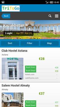 Hotels Kazakhstan by tritogo poster