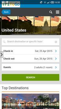 Hotel United States by tritogo apk screenshot