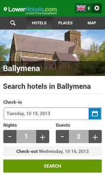 Hotels in Ballymena poster