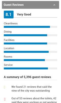 Hotels in Berlin apk screenshot