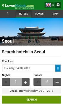 Seoul Hotels poster